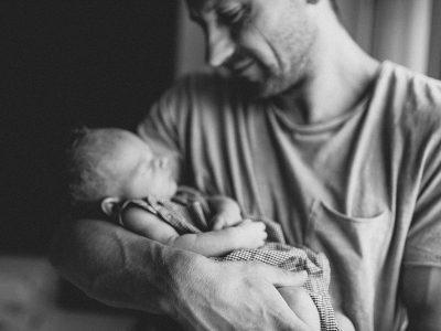 Homestory - Neugeborenenshooting mit Laila