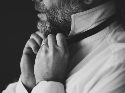 Ein sehr persönliches Männerportrait: Andreas