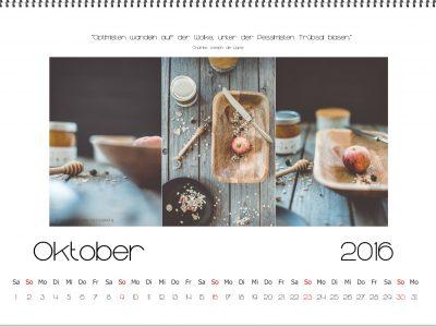 Der Seelensachen Jahreskalender 2016